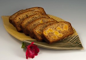 Banana-Apricot Bread - Tray by Marcia Paul