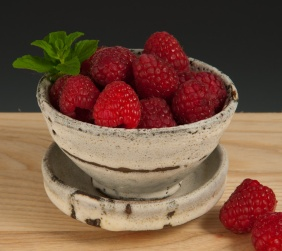 Raspberries - Dick Cooter Bowls