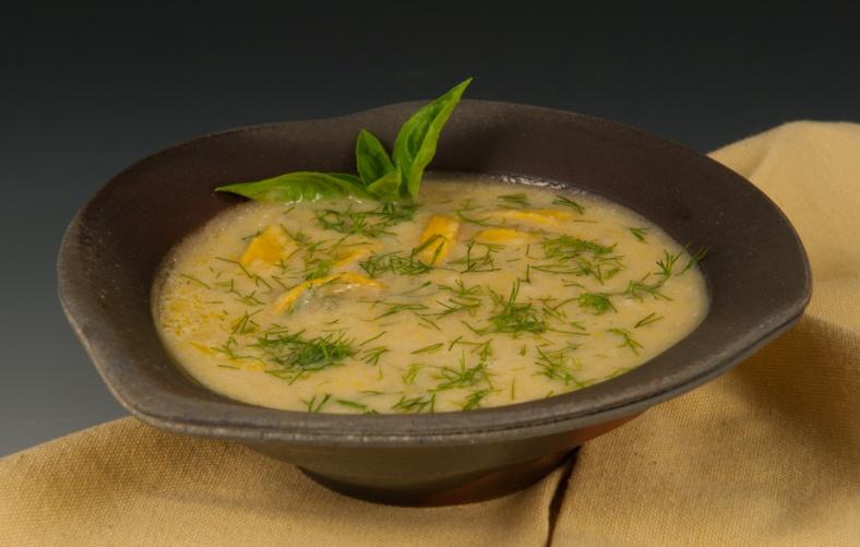 Simon Levin - Summer Squash Soup