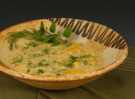 Marcia Paul - Summer Squash Soup
