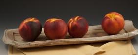 Peaches - Zac Spates Tray