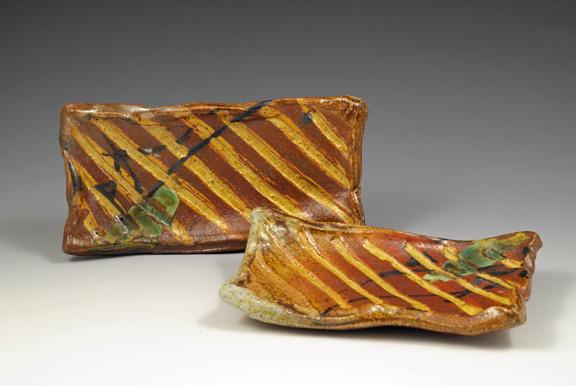 Sushi Plates - Marcia Tani Paul