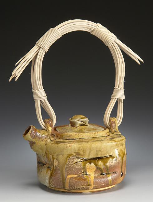 Japanese Teapot - Marcia Tani Paul