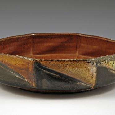 Octogon Baker - MaashaClay Pottery