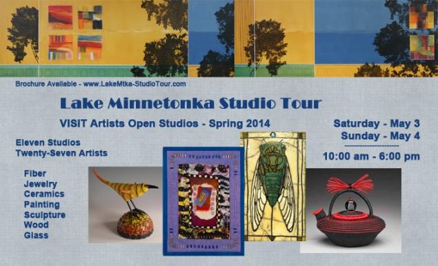 Lake Minnetonka Studio Tour - 2014