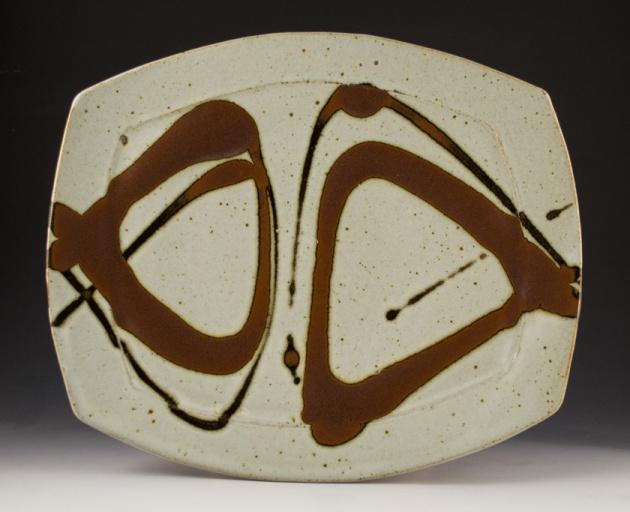 Platter - by artist Guillermo Cuellar