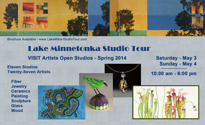 Lake Minnetonka Studio Tour - 2014