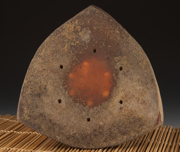 Wood Fired Tray - By Artist Simon Levin