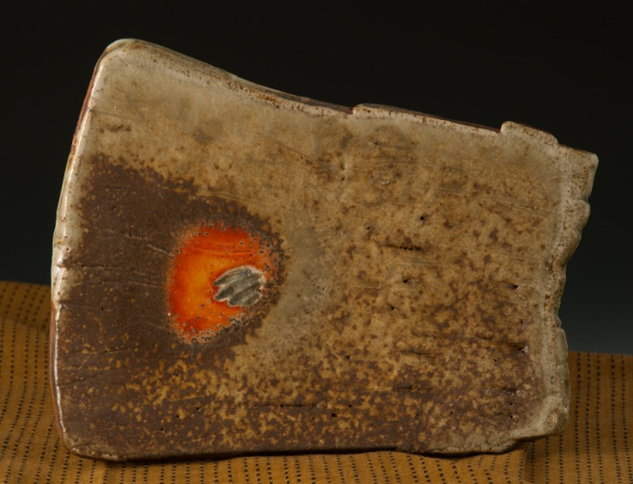 Slab Plate Woodfired - Randy/Jan Johnston