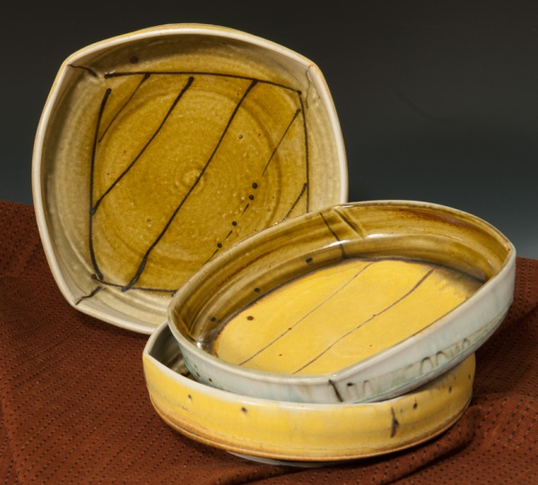 Bowls by Delores Fortuna