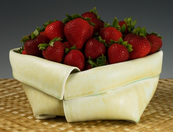 Strawberries - MaryKay Botkins Bowl