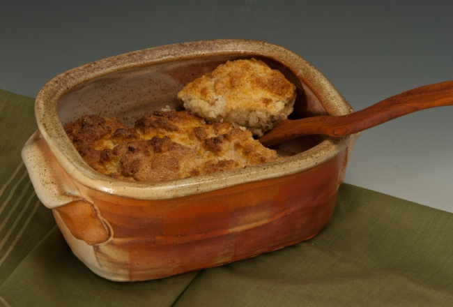 Woodfired Baking Dish - by Linda Christianson