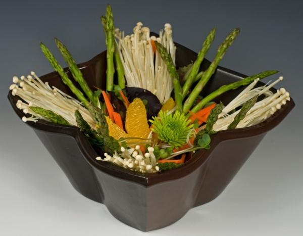 Salad Bowl - By Artist Julie Timm