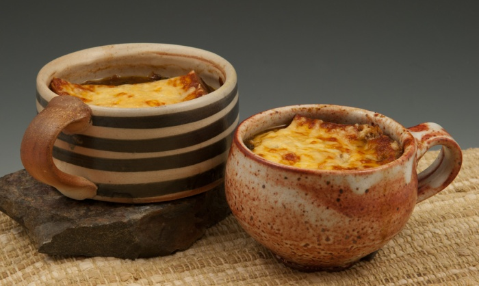 French Onion Soup - Bowls by Guillermo Cuellar and Sam Taylor