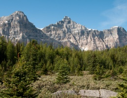 A favorite Hike -- Larch Valley